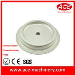 Aluminum Machined Hardware of Fittig Plug