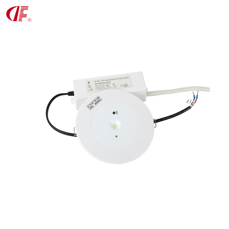 3W 5W LED Emergency Recessed Ceiling Light Power Pack Driver For 3 Hours 180 Minutes