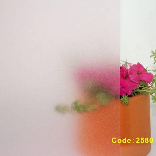 Pink Sparkle Window Film