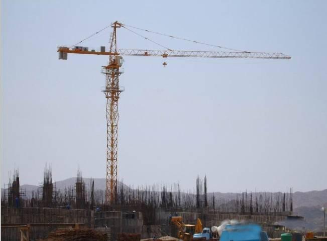 Topkit Tower Crane - Max. Load 5T (TC5013)-minglongmachinery@gmail.com