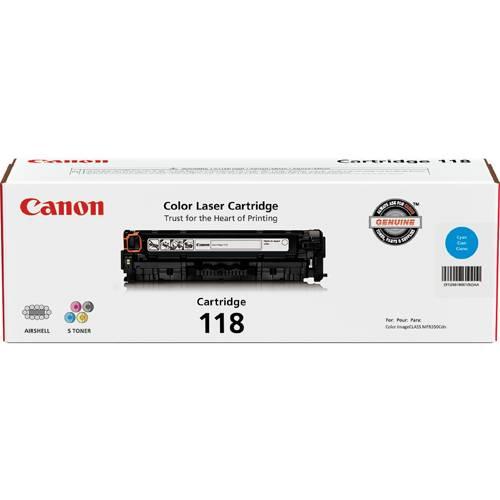 Canon 118 Cyan Toner