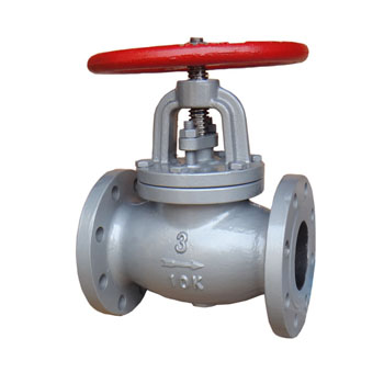 Cast Iron Globe Valve Flange Type