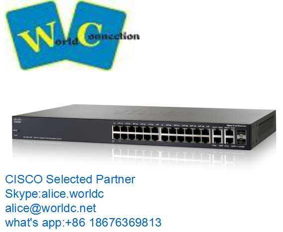 WS-C2960X-48TS-L Cisco Ethernet Switch 10/100/1000 Gigabit