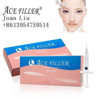 1ml ACE hyaluronic acid injection/hyaluronic acid gel injection/hyaluronic acid dermal filler