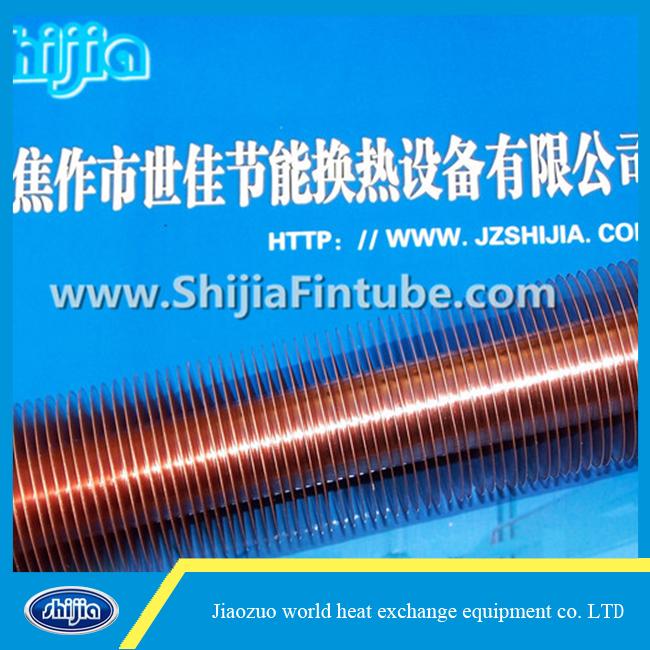 SHIJIA SJ-23 Embedded fin tube