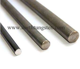 Tungsten Alloy swaged rod column