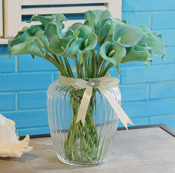 Hot Selling Glass Hydroponic vases