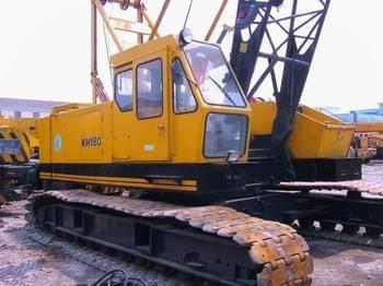 Used Crawler Crane Hitachi KH180 50ton