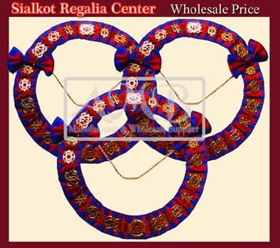 Masonic Royal Grand chain collar