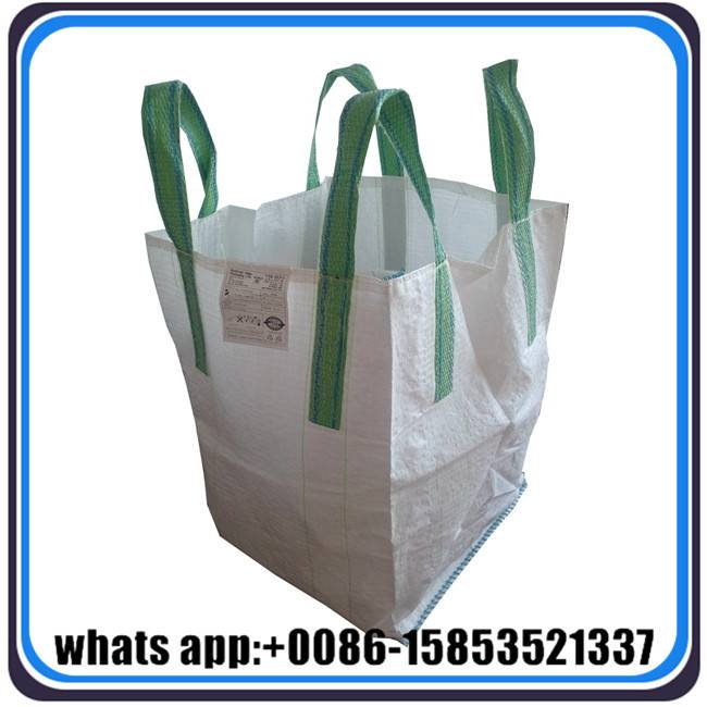 60x60x80cm 500kg pp sand bag for Israel Market