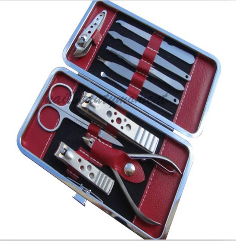 10 PCS Manicure Tools Set Nail Art Tools (MT06)