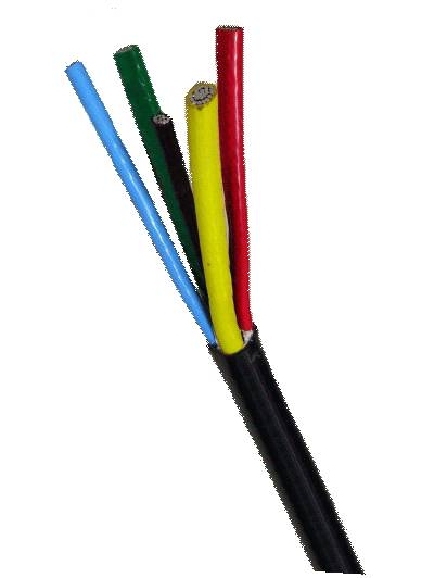 XLPE(PVC)Insulated and PVC sheathed cable