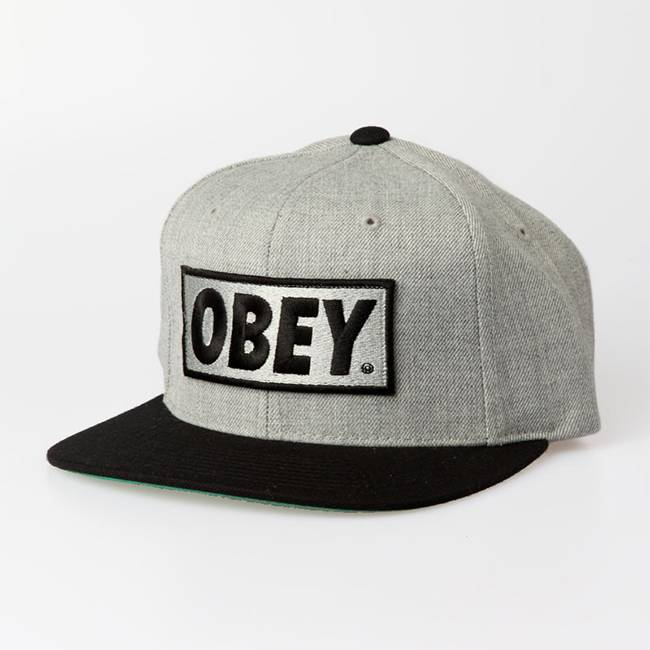 Fashion Obey Snapback Cap Flat Caps Wholesale