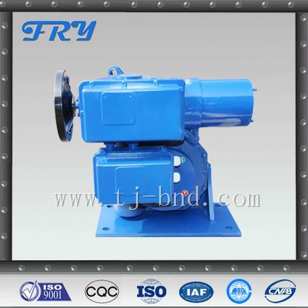 Quarter Turn Electric Actuator B+RS160