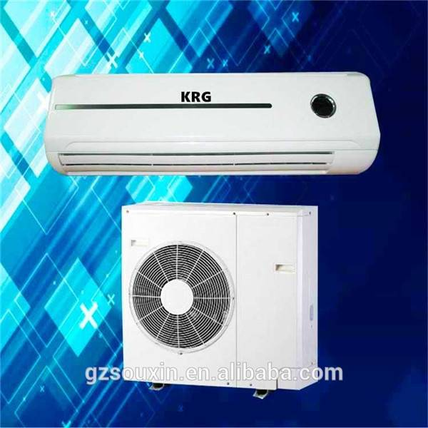 hot sale cooling and heating air conditioner split manufacturer