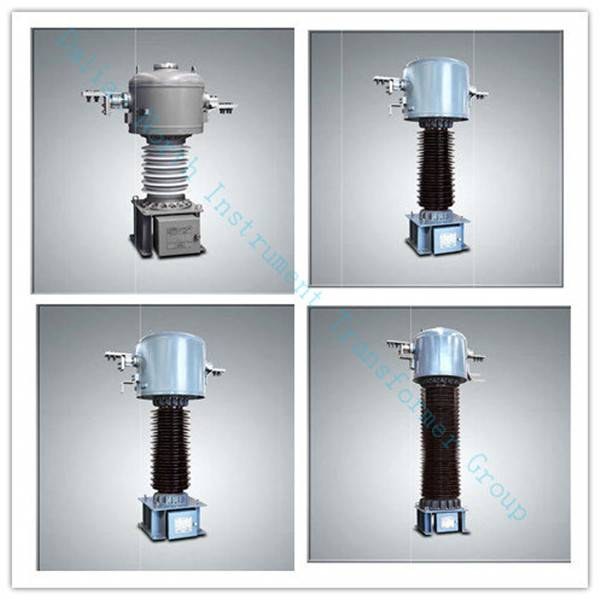 35-220KV SF6 gas insulates current transformer