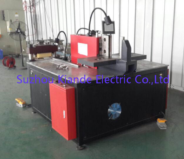 Busbar Processing Machine Cutting Machine Bending Machine Punching Machine Hydraulic Bus Bar Process