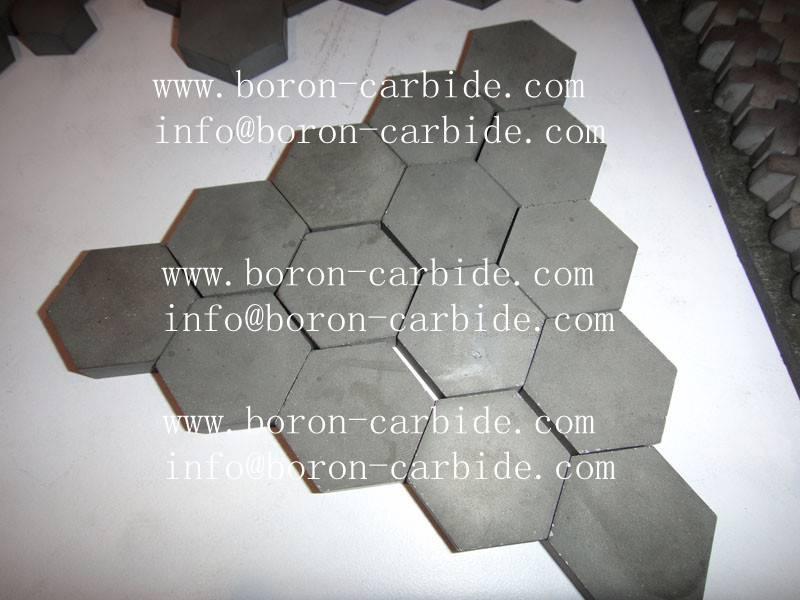 boron carbide bullet proof ceramic