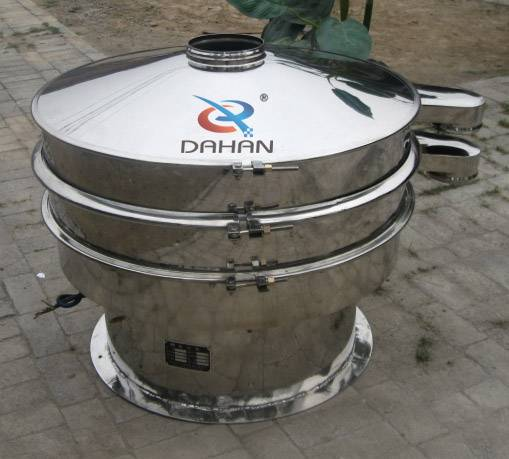 Top brand home circular vibrating sieve sifter for flour