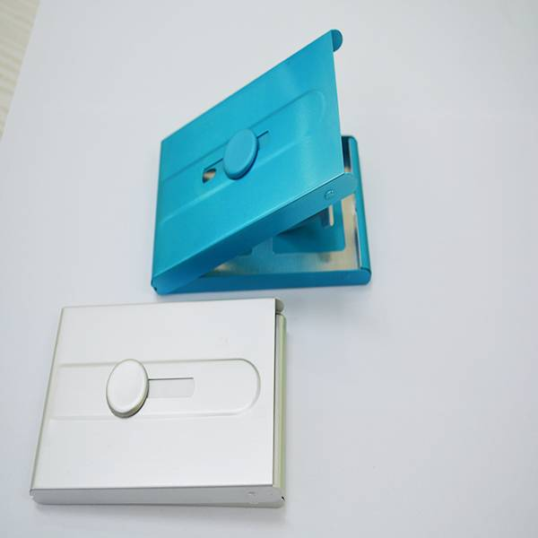 Wholesale aluminum id card case