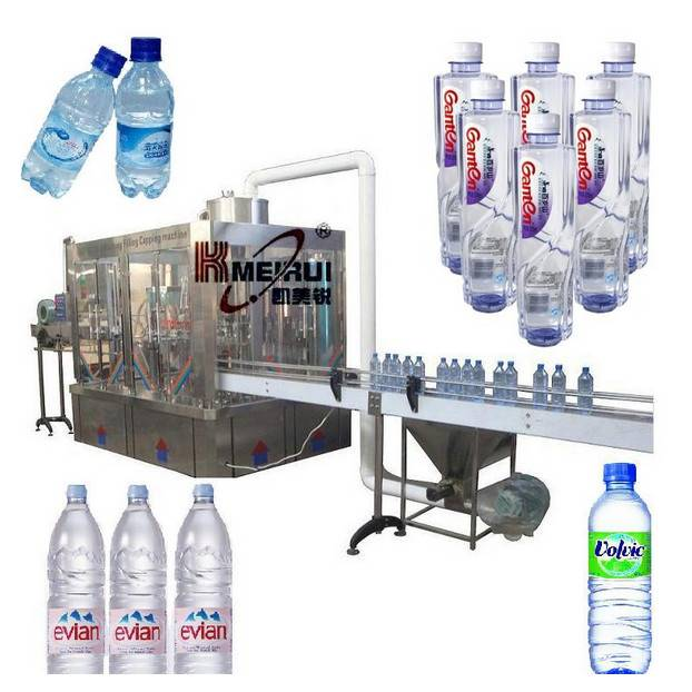 Mineral Water Filling Machine for Bottling Machine (XGF12-12-5)