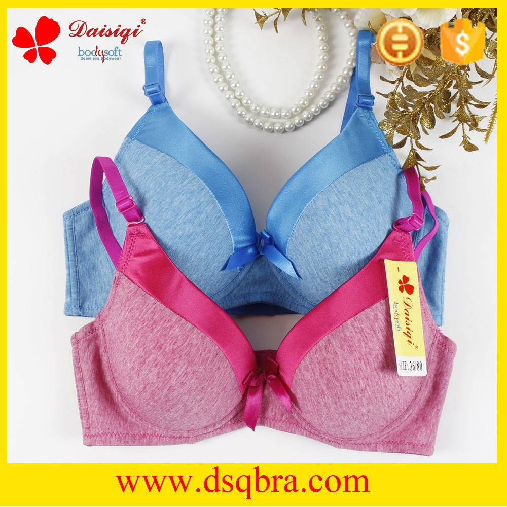 New Arrival Lovely Girl Plus Size Bra Factory In China