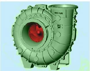 TL Desulfurization Pump