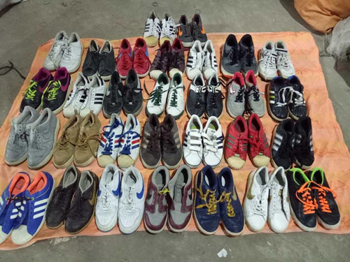 used sports shoes Grade A used clothes sale high quality second hand clothing