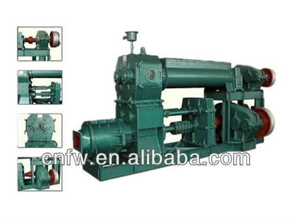 JZK60/60-4.0-Double Stage Vacuum Extruder