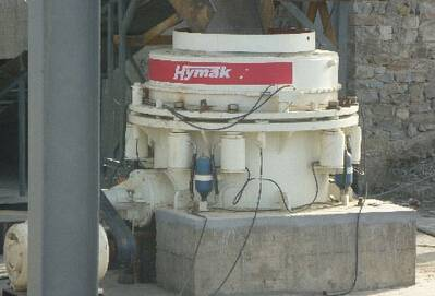 SYMONS 5 1/2 FT cone crusher parts[shenyang hymak]