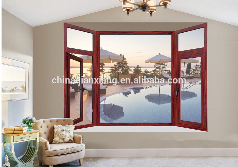 tempreed glass sound proof windows,grill designed aluminium windows