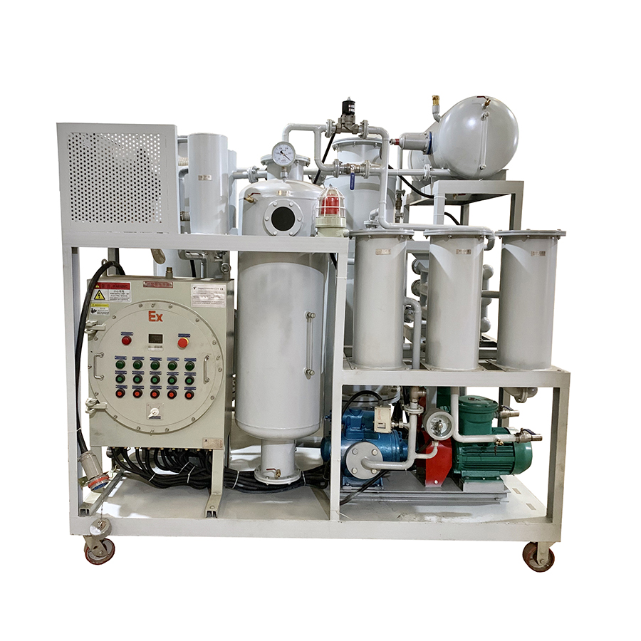 Multi-functional oil purifier TYR Series Oil Decoloration Machine