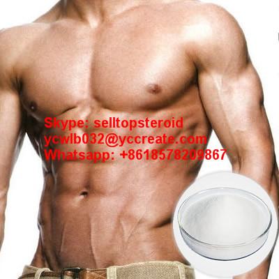 Chlorotestosterone Acetate / Clostebol Acetate / Turinabol CAS:855-19-6