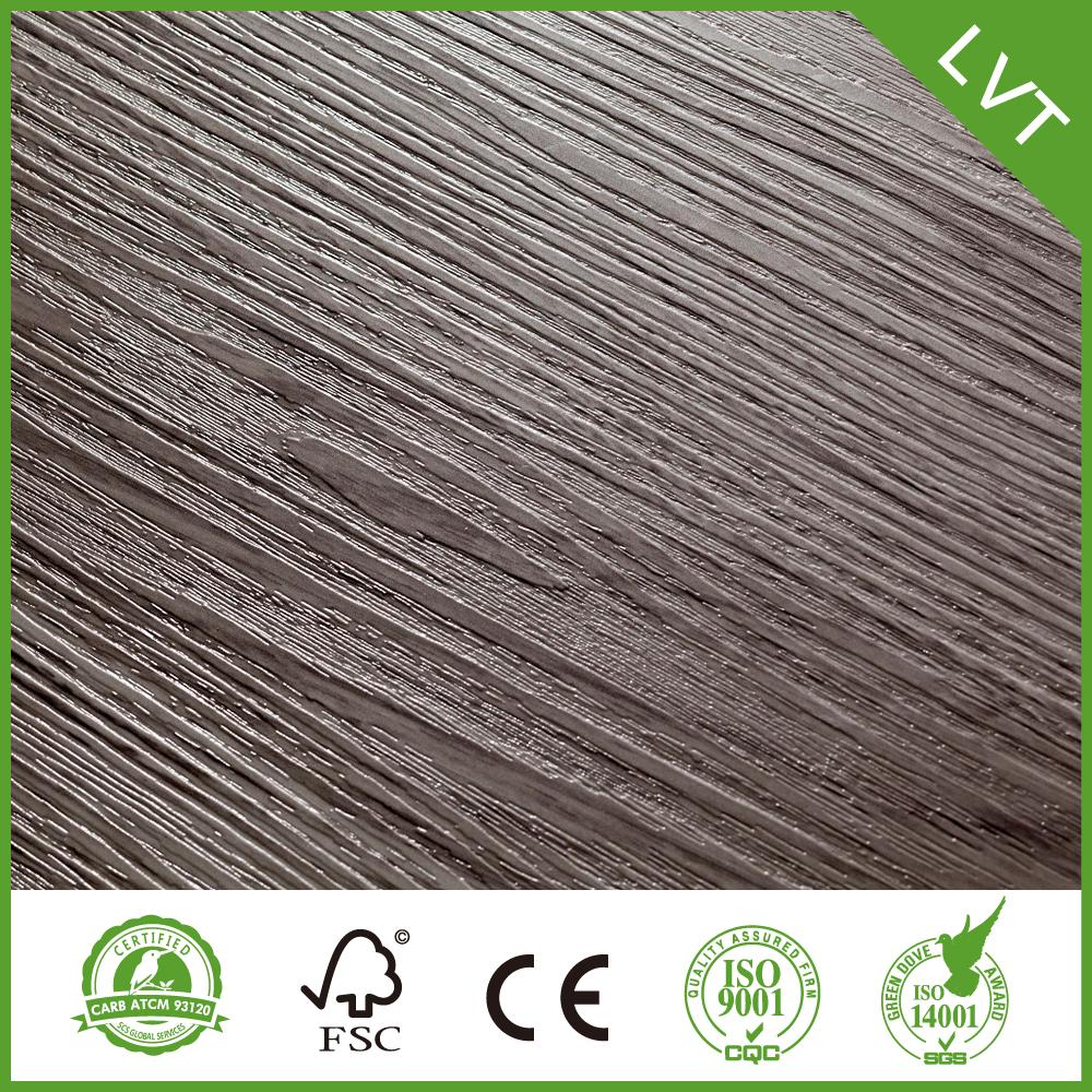 Click vinyl flooring