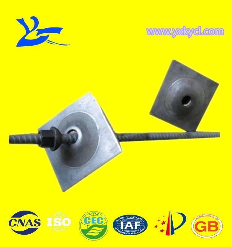 full thread steel bar bolt for mining support
