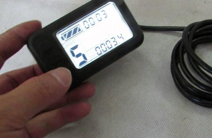 lcd display ebike Custom