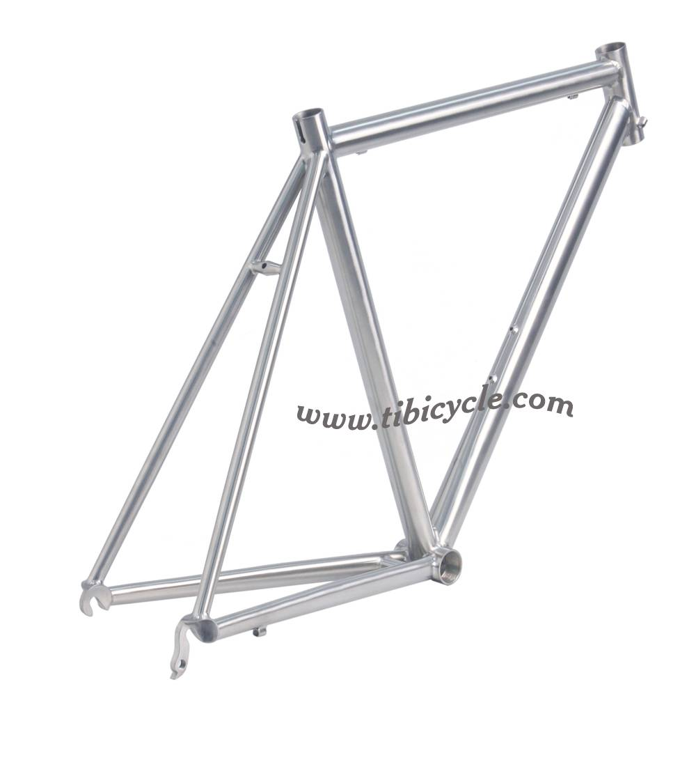 Road Titanium Bicycle Frame HLR001