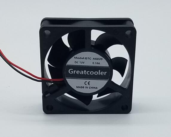 greatcooler DC Cooling Fan 505025 GTC-A5025