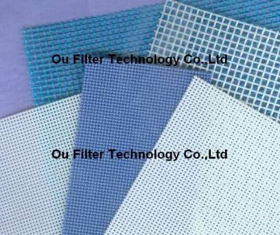 Polyester Linear Screen Belt / Polyester Mesh Belt for Mining Industry