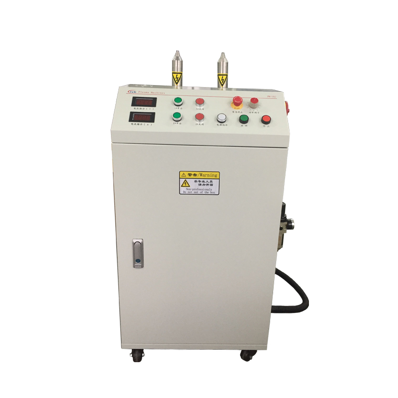 Plasma Cleaning Treater Cable Cleaning Machine for Wire and Cable Printing and Coding
