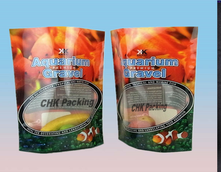China stand up instant food plastic pouch for meat,pork,beef jerky,sea food,dry food,snack