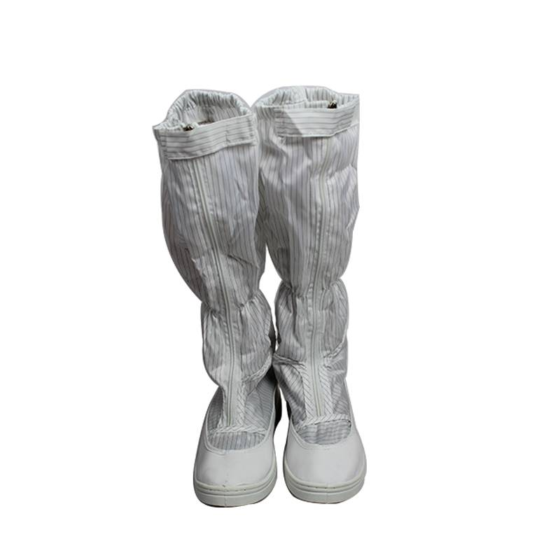 Quality Footwear|Anti Static PVC Overshoes Highly Breathable