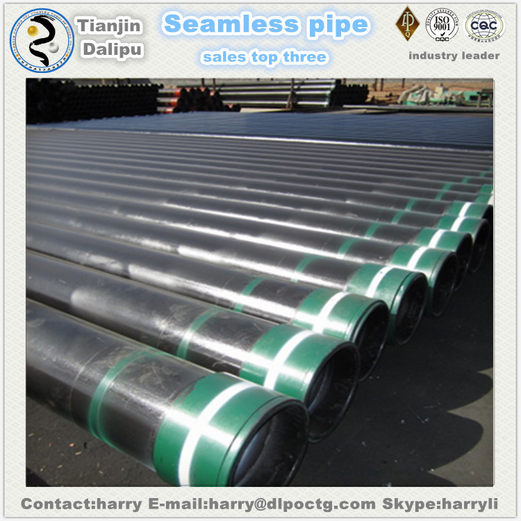 Carbon Seamless Steel Pipe/Hot Rolled Seamless Steel Pipe/Steel Fox Tube