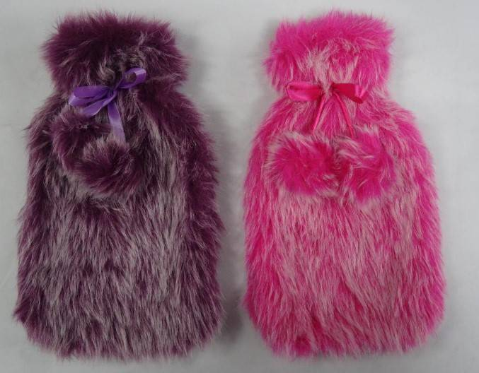hand warmers with knitted cover hot pack hot water bottle hot water bag