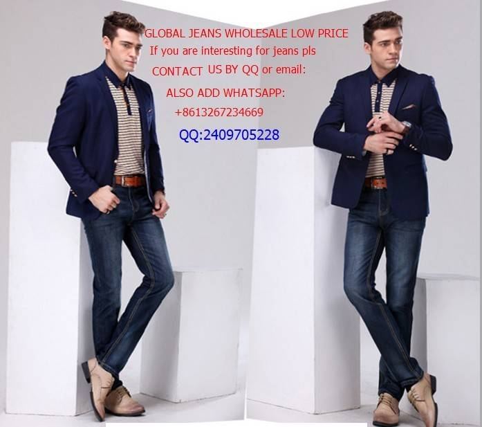 2015 new style jeans for men wholesale in the world