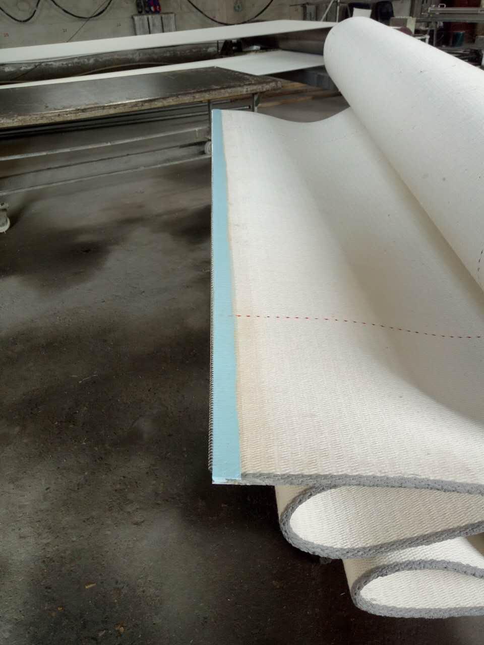 Normal Edge Corrugator Belt