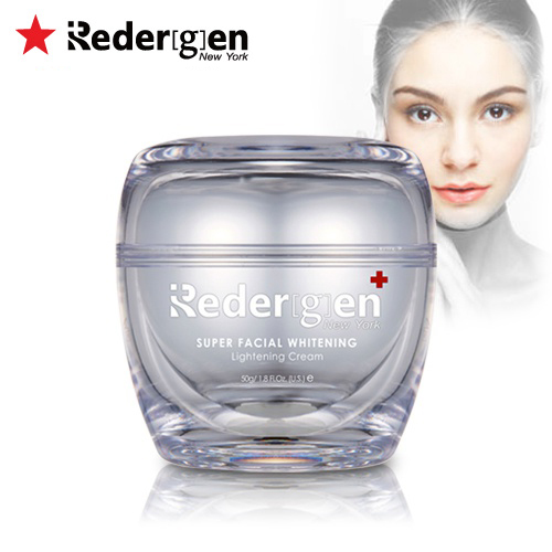[Redergen] Face Brightening Cream, Whitening Cream, No.1 Aesthetic, Professional, Face, Age Spots, 5
