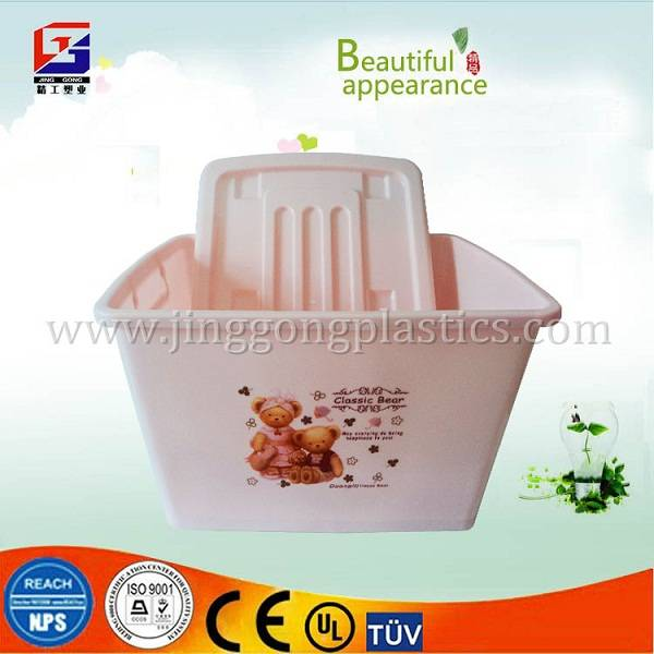 OEM Available PP Big  Plastic Storage Box