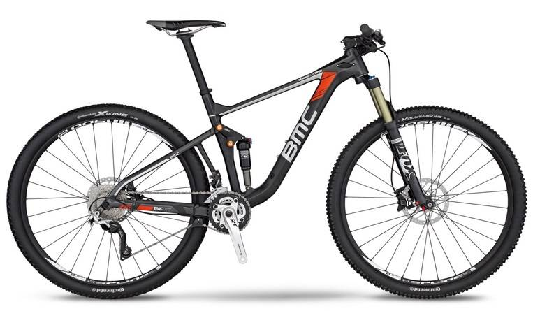 BMC FourStroke FS02 29 XT/SLX Mountain Bike 2014