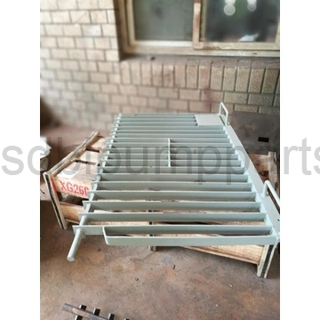 concrete pump accessories screen